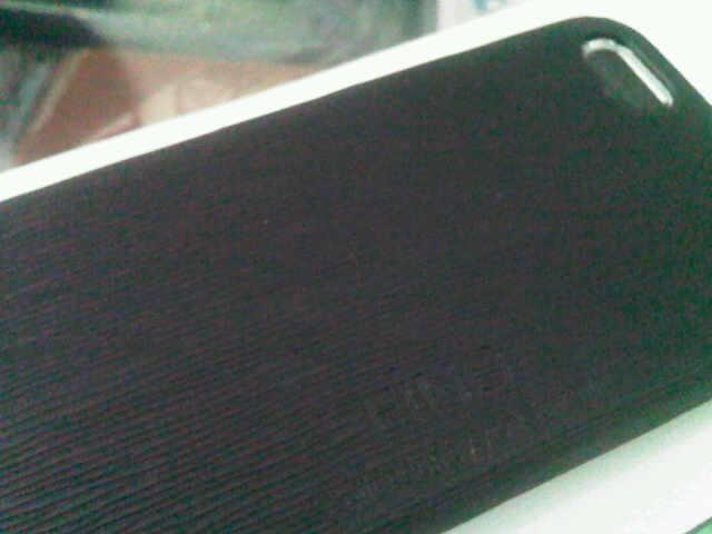 Viva Madrid Sabio Poni Leather Case untuk Iphone 5 - SOLO -