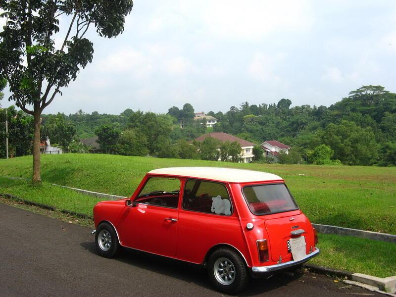 Terjual Jual Morris Mini Original Istimewa Tangan Pertama Java