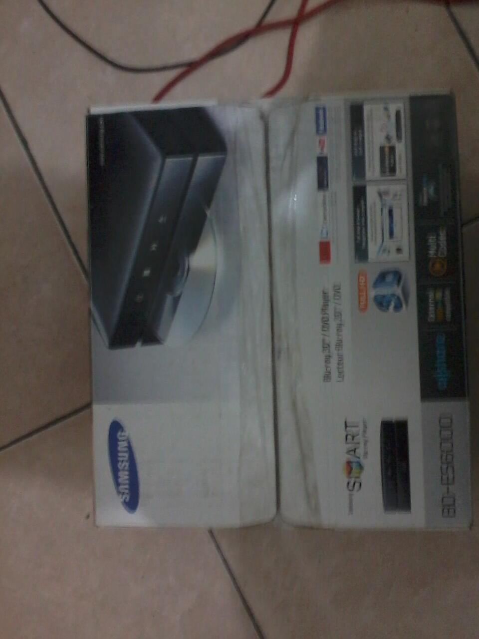 Jual DVD Bluray 3D (BD-ES6000) Samsung