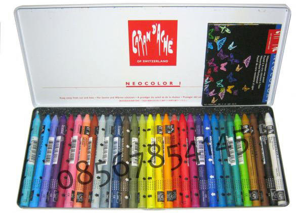 Krayon Carandas/Crayon Caran d' ache Made in Swiss