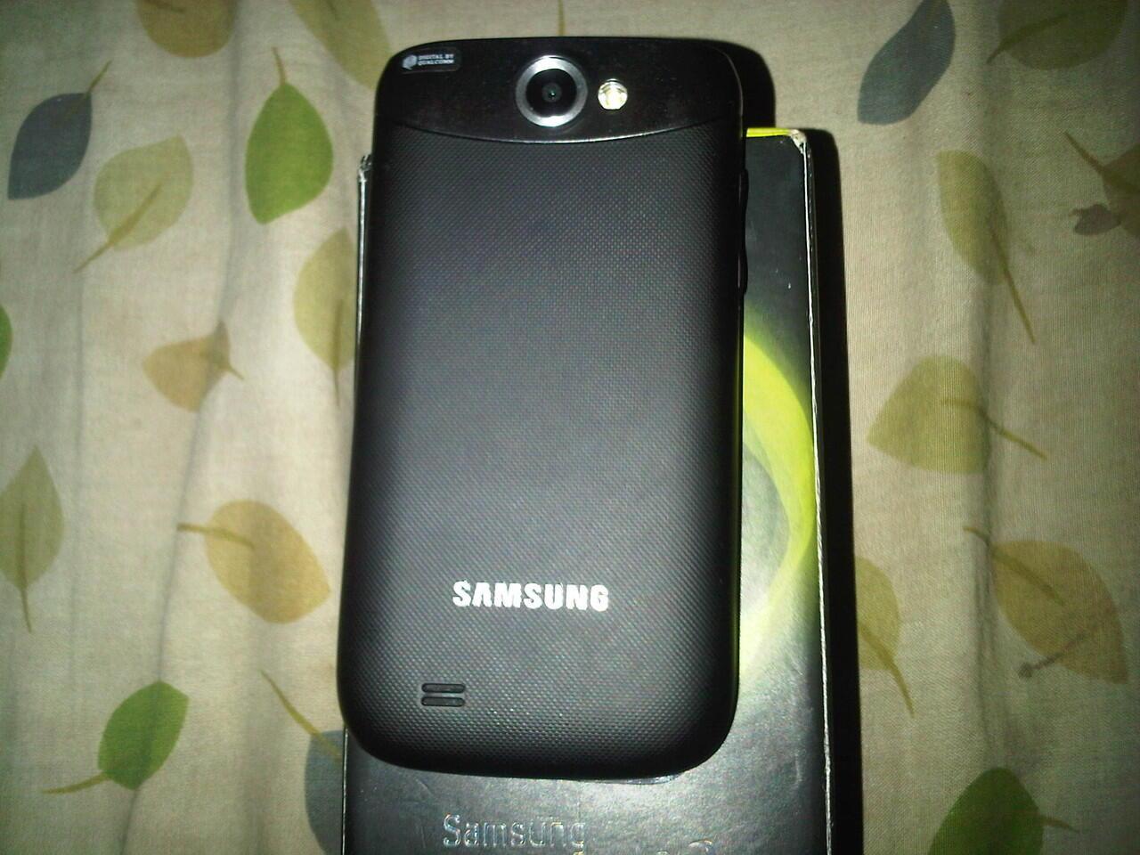 Samsung Galaxy Wonder Black Istimewa Masih Segel 2nd