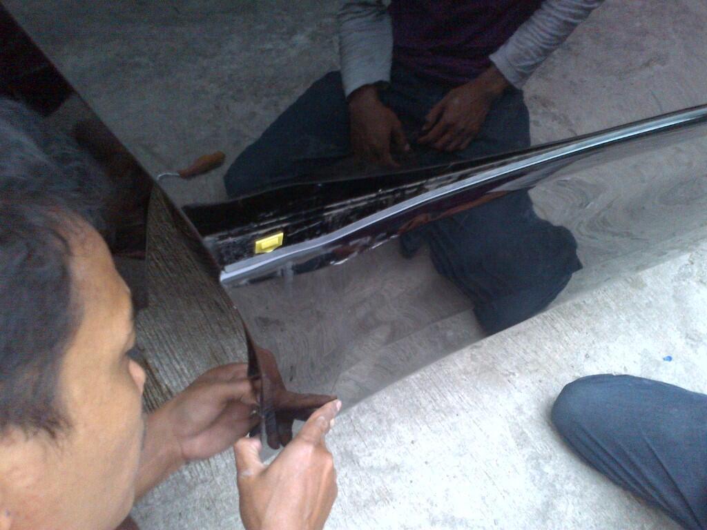 BENGKEL CAT MOBIL JAKARTA SELATAN BODY REPAIR EUROSTARS AUTO