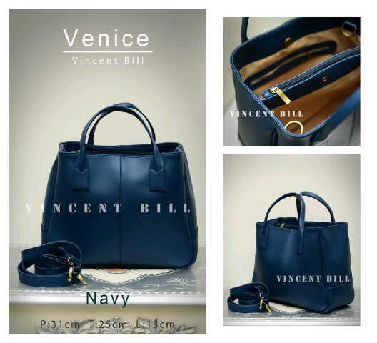VENICE BAG by VINCENT BILL ( VIBI )