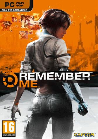 DVD Games PC REMEMBER ME Semarang