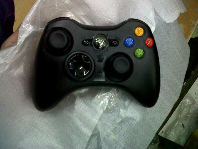 STICK XBOX 360 WIRED & WIRELESS + RECIEVER