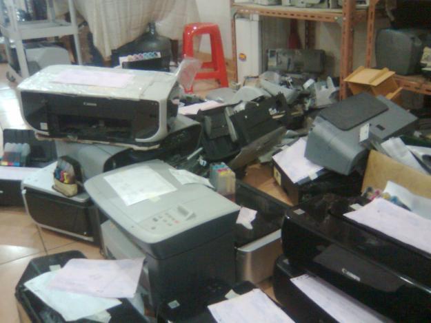 di beli printer rusak anda dengan harga tinggi di jemput