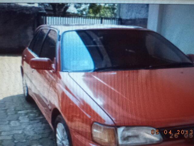 STARLET KAPSUL 1300 SEG TH. 1991 (JAKARTA)