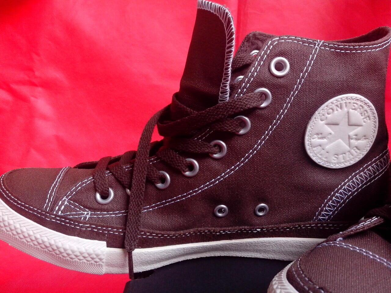WTS sepatu Converse asli Ori bukan kw Rp 3xx ukuran 40-41. cuman 3 ... f1abd95735
