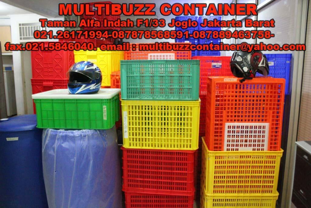 Terjual Basket Ikankeranjang Ikankeranjang Container