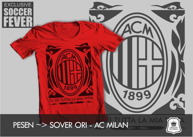 T-shirt SOVER ORI - AC Milan