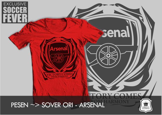 T-shirt SOVER ORI - ARSENAL