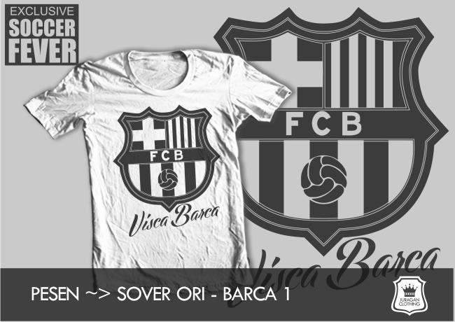 T-shirt SOVER ORI - BARCA 1
