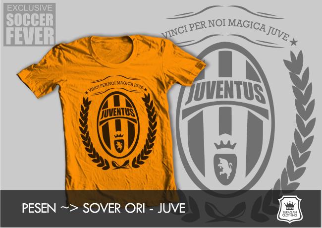 T-shirt SOVER ORI - JUVE