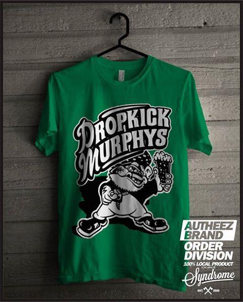 Tshirt DROPKICK MURPHY