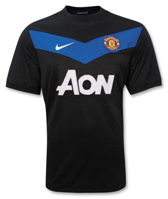 PRE ORDER JERSEY AWAY THIRD MAN UTD 2010-2011 (Vendor Lokal)