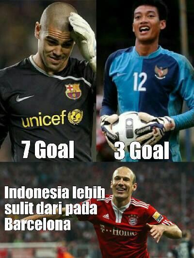 ₪ ★Indonesia lebih hebat dari ada Barcelona gan !₪ ★