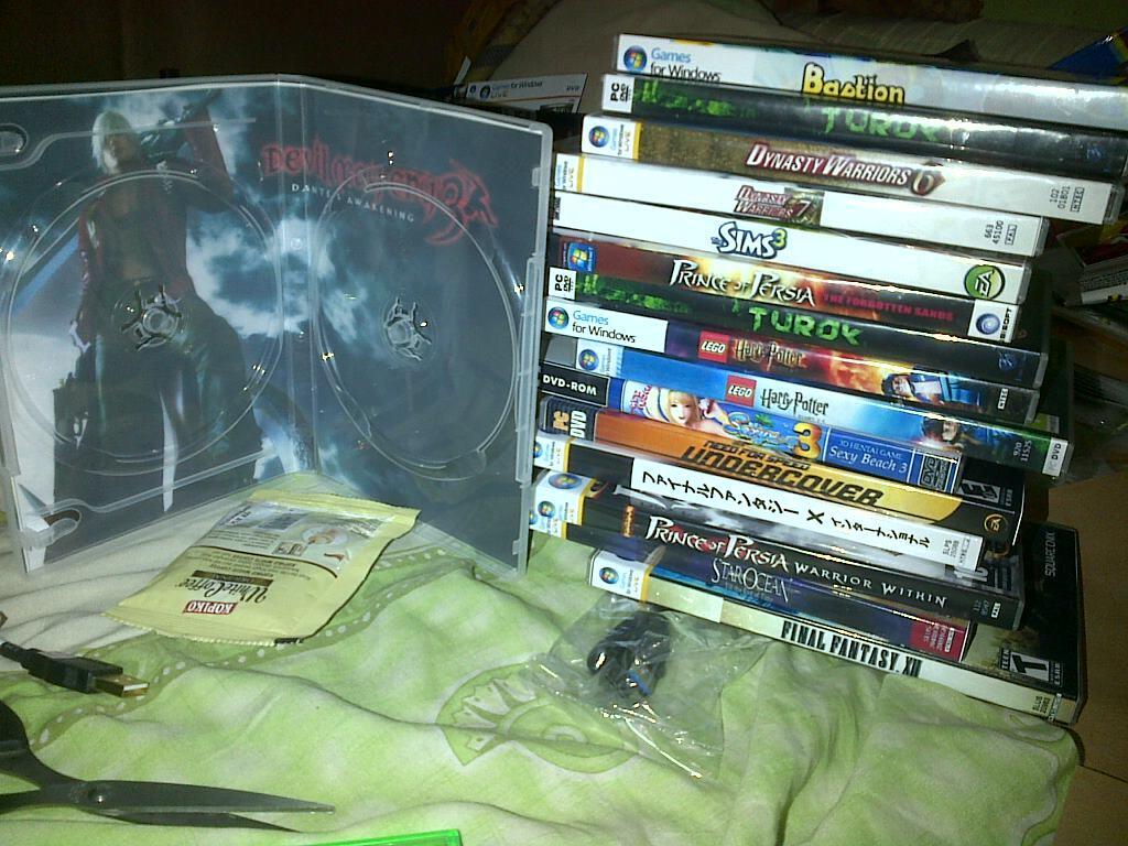 JUAL DVD GAMES PC/KOMPUTER/LAPTOP MURAH BERGARANSI ADA DISKONYA