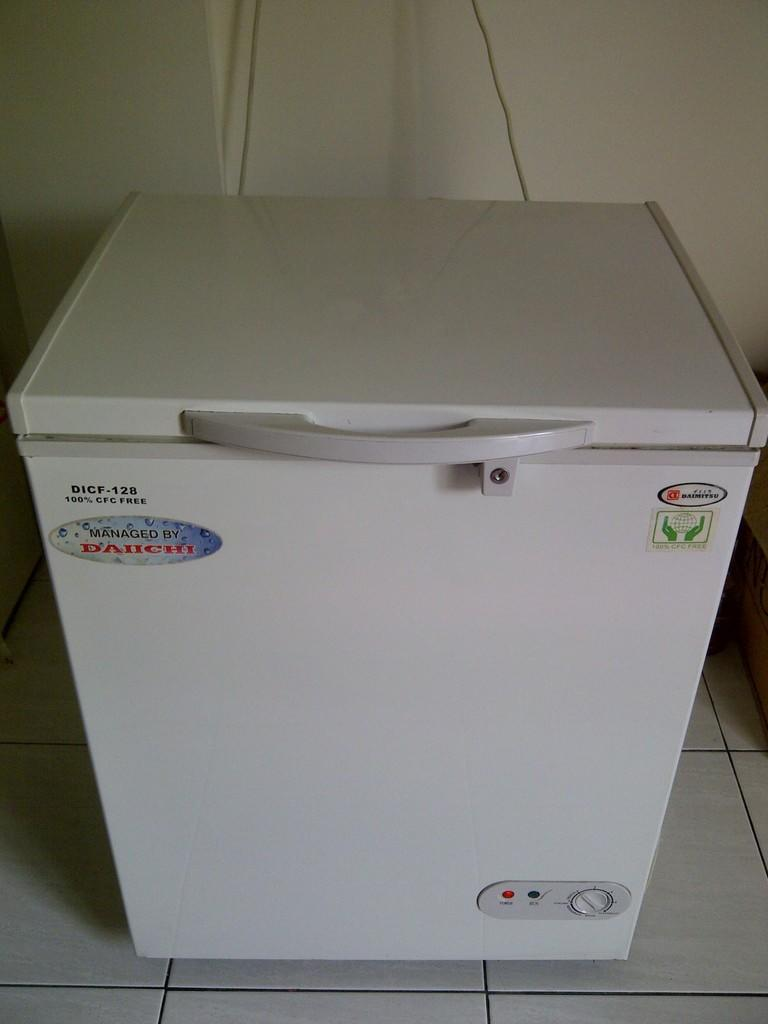 Freezer Daimitsu DICF 128