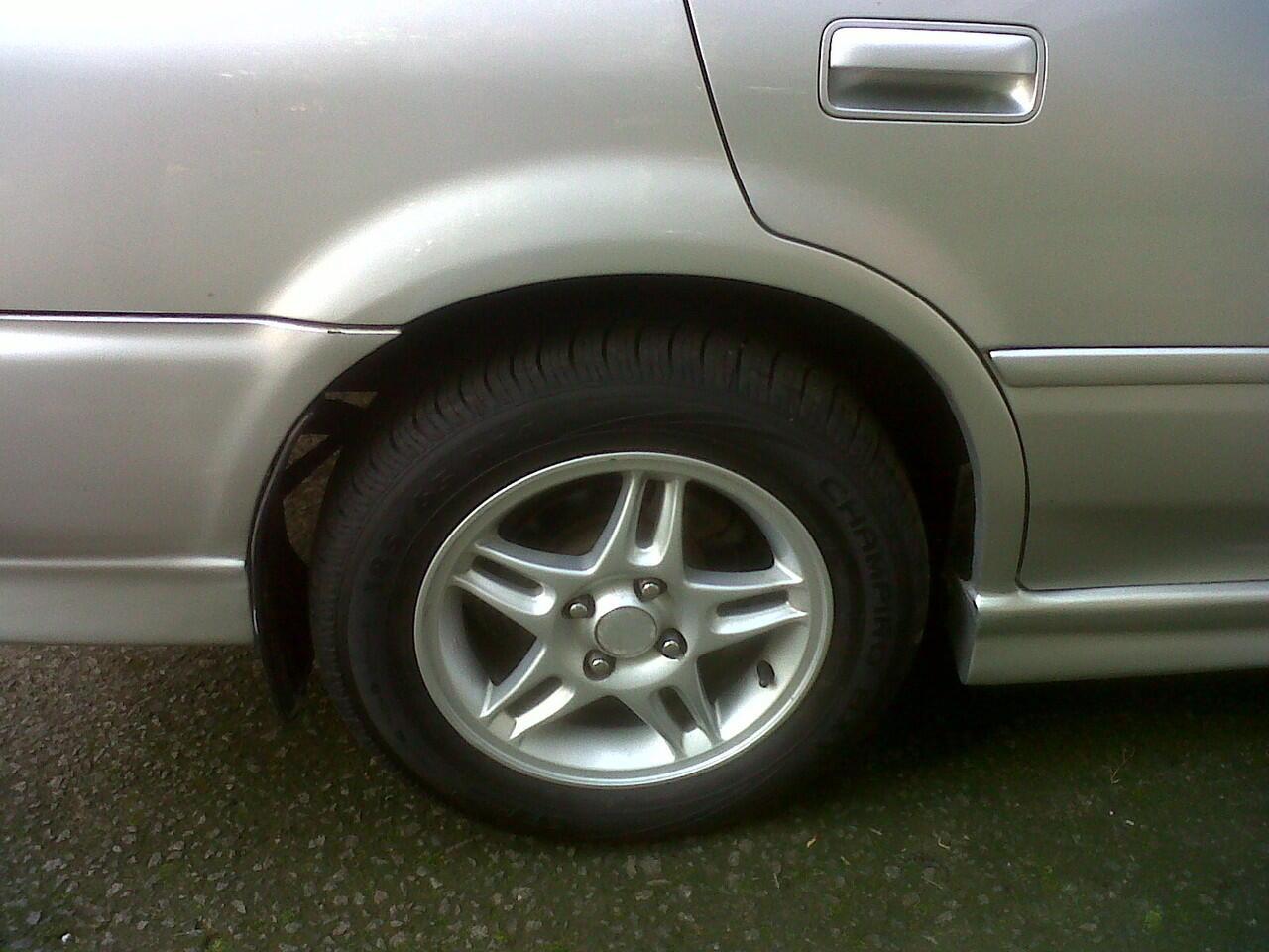 Jual Honda city Z 2002 silver,terawat,kondisi oke,blh nego gan,ayo buruan dicek agan!