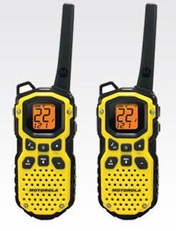 All about Radio FRS GMRS walki talky