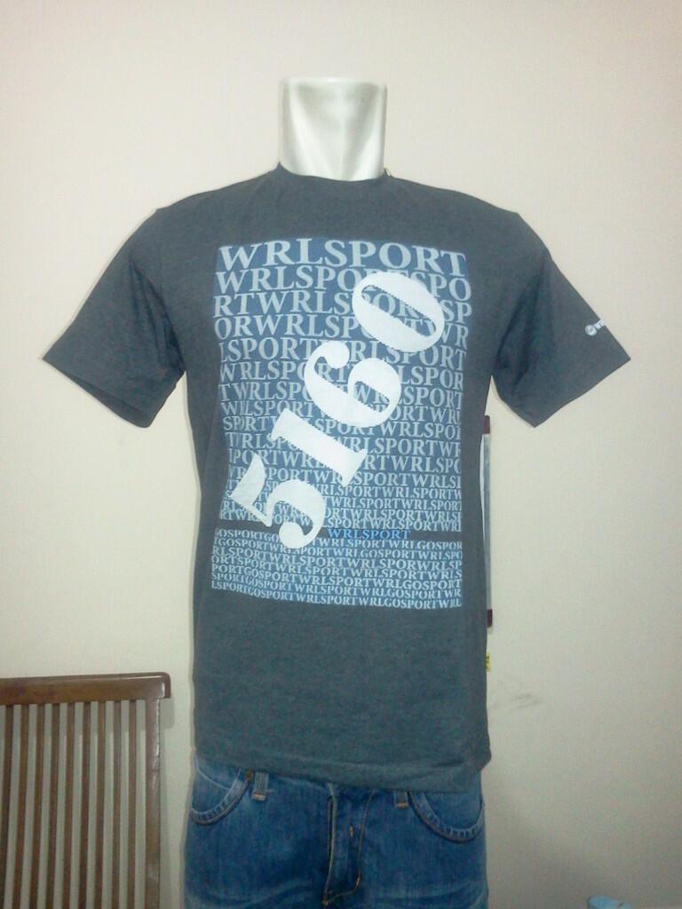 Warler Men Sport T-shirt