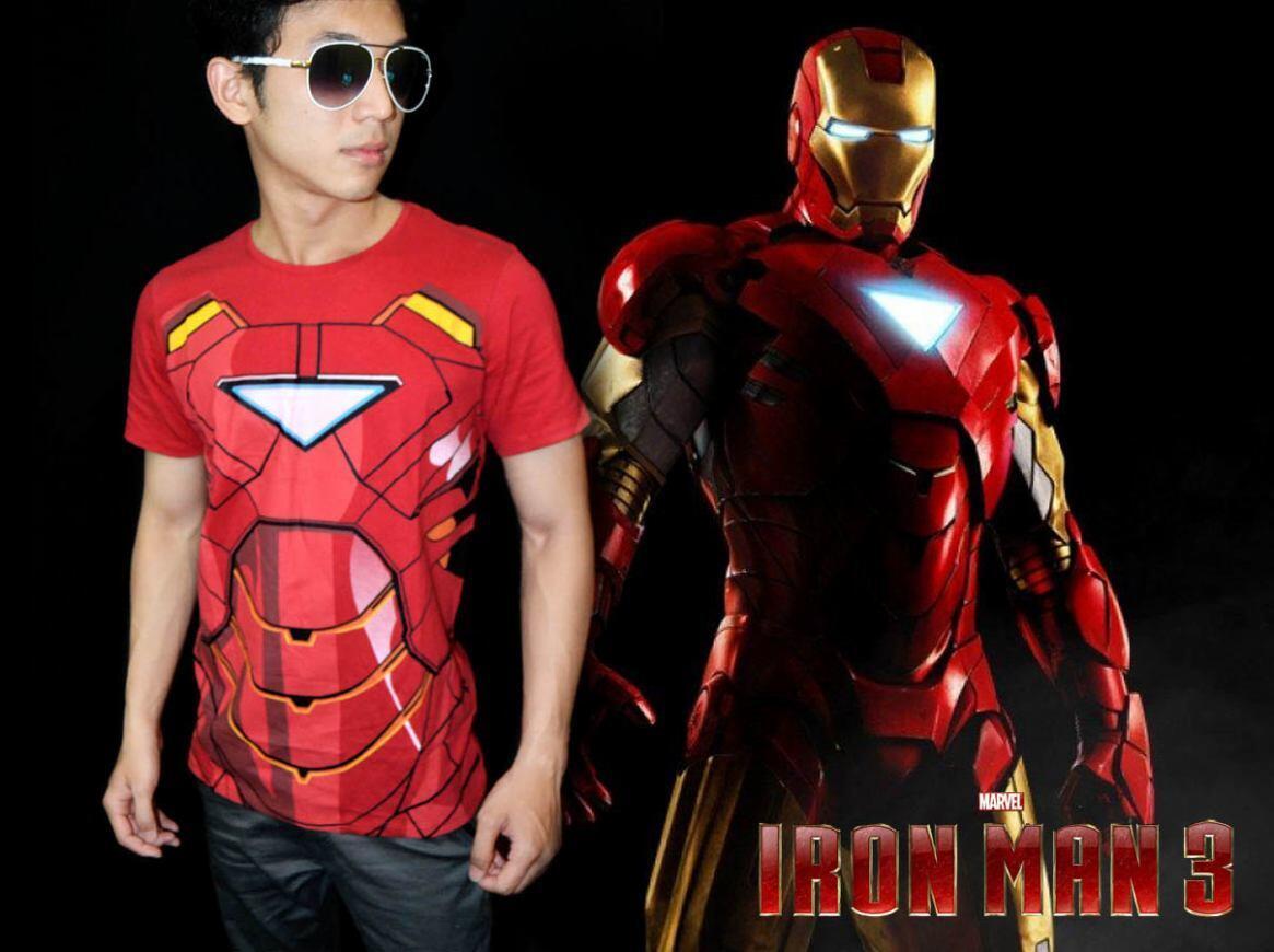 Kaos SUPER HERO Import Harga Lokal    *FREE Ongkir* syarat dan ketentuan berlaku
