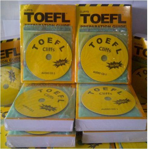 Cliff TOEFL Preparation Guide