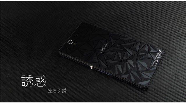 [IPHUNKZ] ANTIGORES 3D DIAMOND - SONY XPERIA Z , IPHONE 4 & 5, IPOD TOUCH 5 TERMURAH