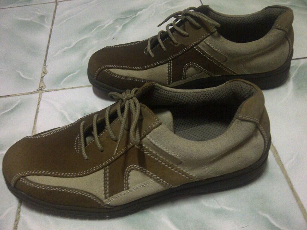 Terjual JUAL Sepatu Kulit BUCCHERI cad29c99e7