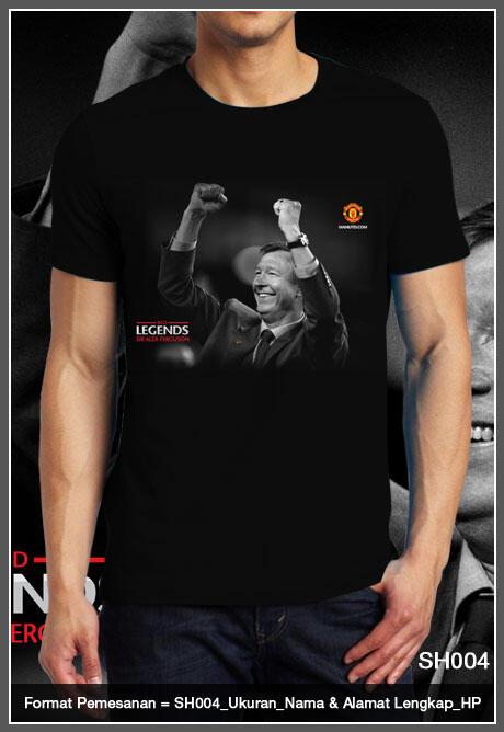 {=>READY STOCK<=} KAOS MANCHESTER UNITED || DESIGN KEREN!!