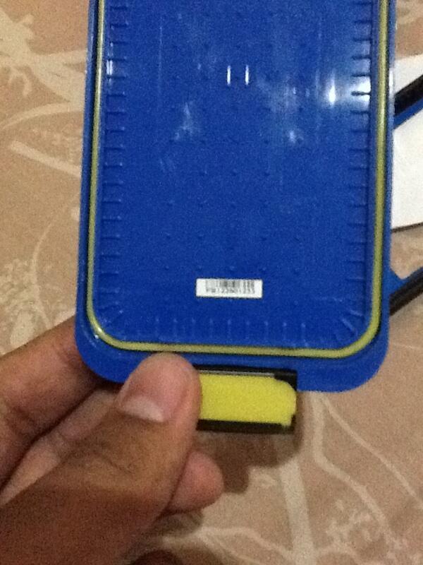 Jual casing Anti Air Iphone 4g&4s lifeproof Original