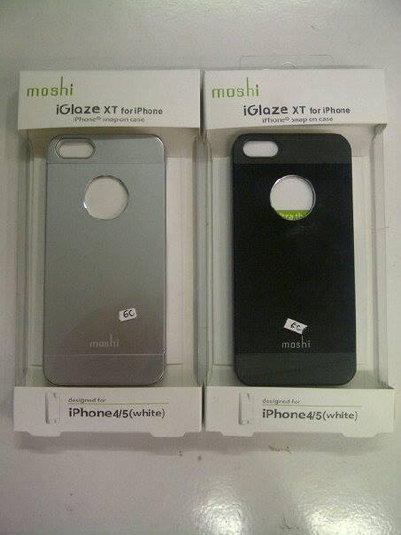 Jual, Case iPhone 5 merek Moshi