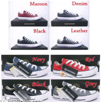 Terjual sepatu converse all star kw super  8a4e39f165