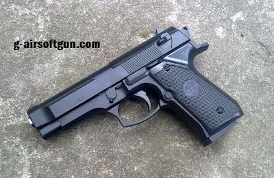 Airsoft Handgun Metal Springs & Rifles (AK, M4, M16, MP5, dll)