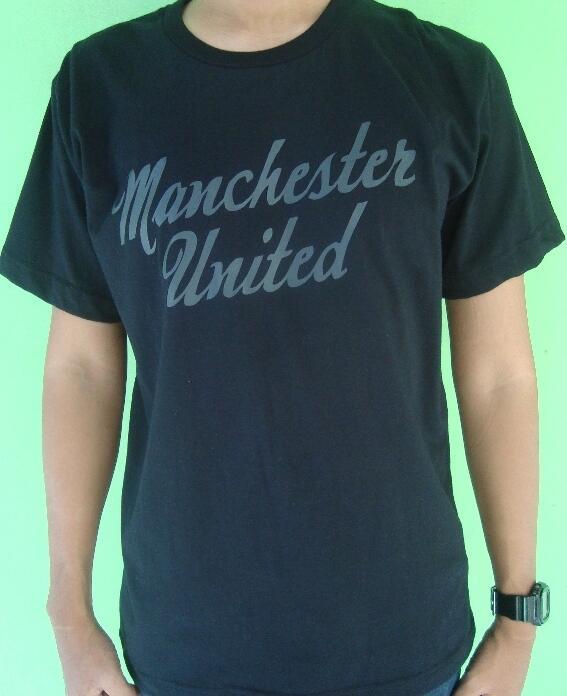 [Ready Stock] Kaos Manchester United [MURAH BERKUALITAS]