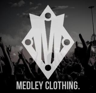T-Shirt MEDLEY CLOTHING YK! PRE-ORDER