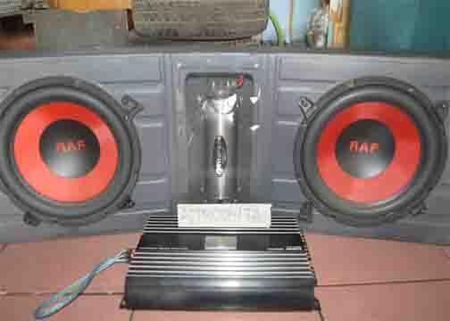 SPEAKER+BOX+POWER+KAPASITOR ex