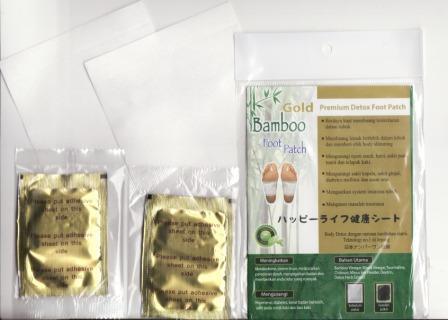 Jual Koyo Kaki Bamboo Gold