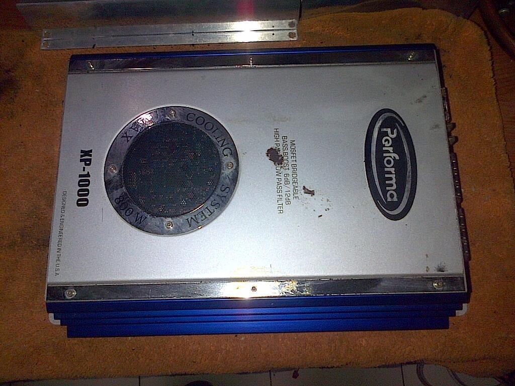 Performa XP 1000