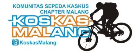 KOSKAS MALANG - ride & share