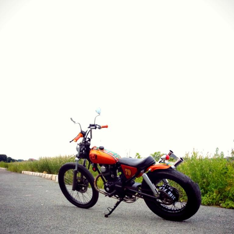 WTS ; Honda CB100 1974 Jap's Style