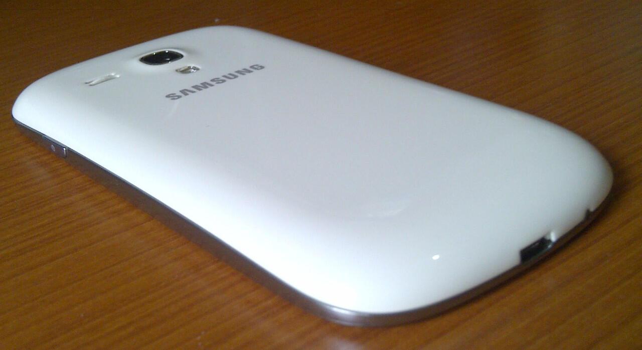 wts samsung galaxy S3 Mini White, mulus, murah
