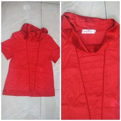 red shirt- kemeja merah