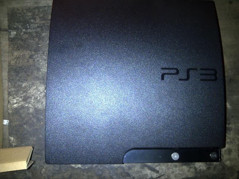 PS3 SLIM [160 GB] Bisa Main Bajakan