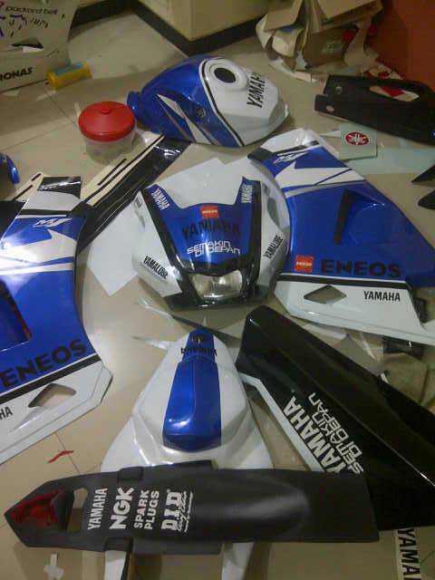 ★★★ Variasi Modif Bodykit For Vixion, Byson, Ninja250 ★★★