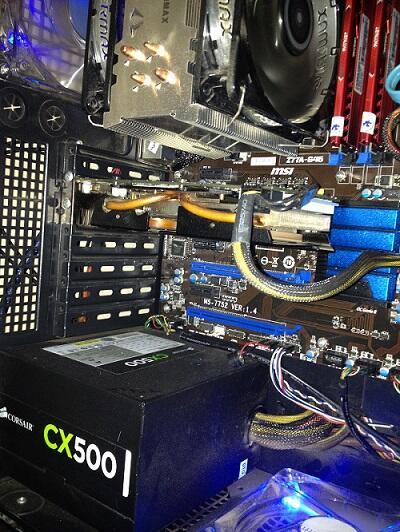 TT> Zotac 660 ane dengan zotac 550 / 650 non ti (SEMARANG)