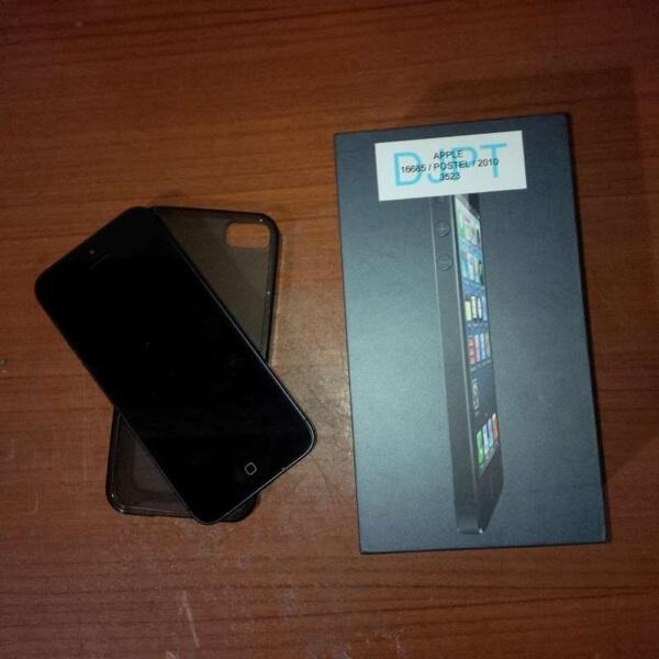 Iphone 5 Black 64GB