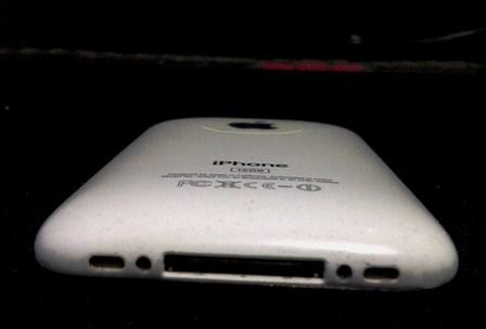 WTS IPhone 3Gs 16GB sangat mulus ex cewe murahhh Bandung Only