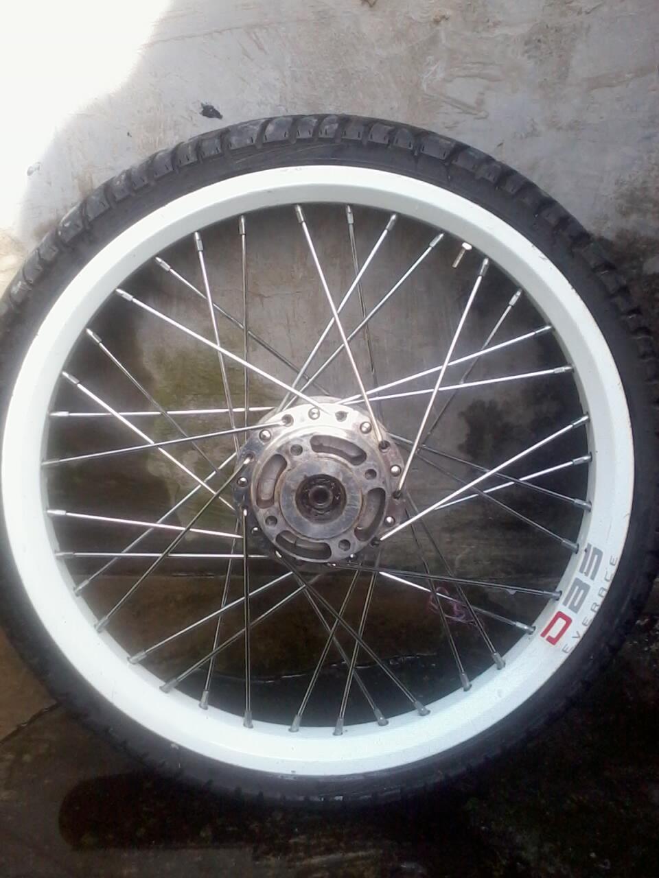 Velg jari-jari ring 17 MIO DBS (Bandung Only)