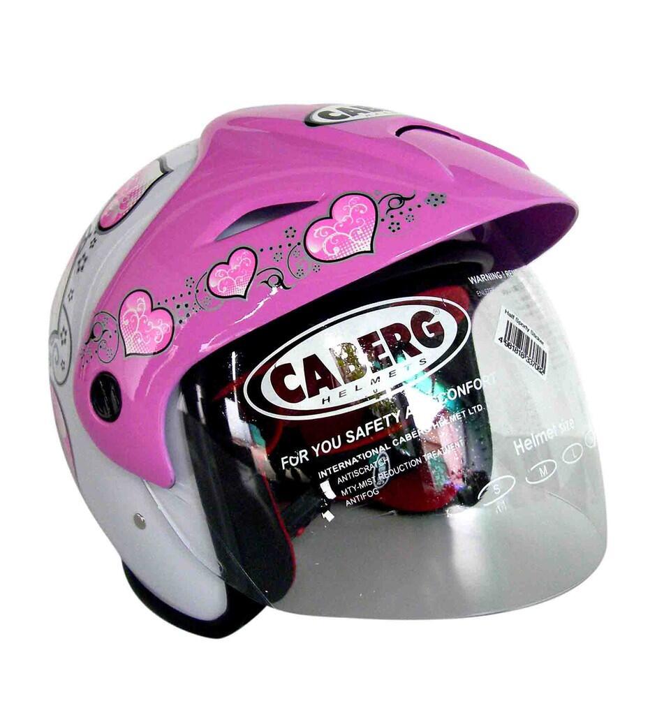 Caberg Helm Half Face Sporty Stiker